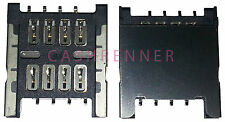SIM Konnektor Karten Leser Card Connector Slot HTC Sensation XE G18 Z715e