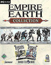 @ Empire Earth  1 - Collection inkl Erweiterung ( PC ) in Original Cdrom Hülle