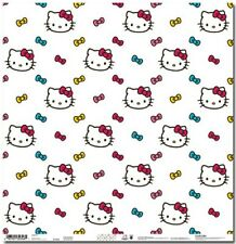 Scrapbooking Crafts 12 X 12 Paper Hello Kitty Repeats Colorful Bows