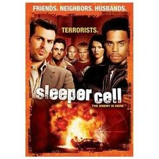 Sleeper Cell: American Terror - The Complete First Season (DVD, 2006, 3-Disc...