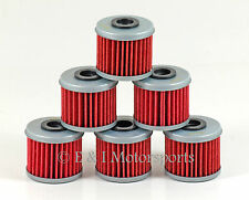 2002-2016 HONDA CRF450R CRF450 CRF 450R 450 **6 PACK** HIFLO OIL FILTER FILTERS
