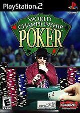 World Championship Poker (Sony PlayStation 2, 2004)