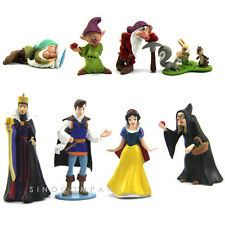 8x Fantasy Fairytale Figure Princess & Princess Best Gift For Kids M202