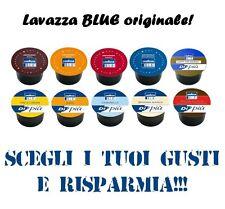 500 CAPSULE CAFFE' LAVAZZA BLUE BLU DOLCE RICCO INTENSO DEK A SCELTA CIALDE