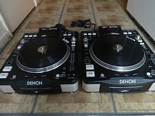 Denon DN-S3700 Professional Digital Media Player MP3  and MIDI controller( PAIR