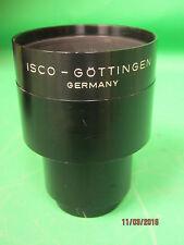 Vintage ISCO Super Kiptar 80mm 2.0  35mm Cine Projector Lens