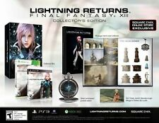 Lightning Returns: Final Fantasy XIII Collector's Edition (Xbox 360 RPG) NEW