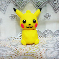 Cartoon pikachu model USB 2.0 Memory Stick Flash pen Drive 4GB - 32GB JUSB249
