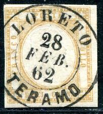 ITALIEN 1861 LUXUSBESTAND *+gest SAMMLUNG (N1878c