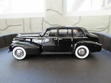 1940 Cadillac Fleetwood Series 75 The Godfather  Jada 1:18 DieCast with figurine
