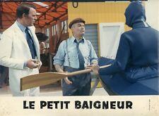 LOUIS DE FUNES LE PETIT BAIGNEUR 1968 PHOTO D'EXPLOITATION ANCIENNE #1