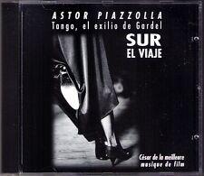 Astor piazzolla tango, el exilio de Gardel sur El viaje CD tanguédie Goyeneche