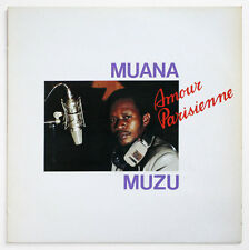 MUANA MUZU Amour parisienne african afro zouk french coco deal CCD 112 LP