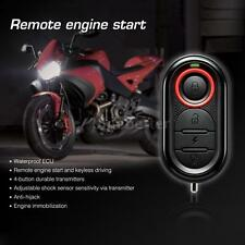 Steelmate Motorcycle Scooter Remote Anti-theft Alarm System Engine Start Q3Q5