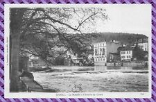 Tarjeta Postal - Epinal la Moselle a l'entrada du Cours