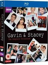 GAVIN AND STACEY - Complete Series 1 2 3 *NEW BLU-RAY