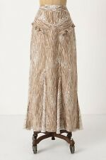 NWOT Anthropologie Anna Sui Gamboling Maxi Dress Skirt 4 S