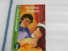 LADYBIRD BOOK READ IT YOURSELF  LEVEL 2 SLEEPING BEAUTY