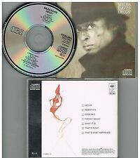 Miles Davis ‎– Decoy CD, Album ,1991