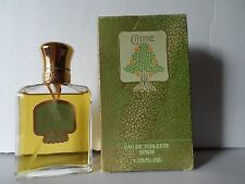 VINTAGE COTY CHYPRE 1.7 oz- 50 ml EDT SPRAY WITH BOX.