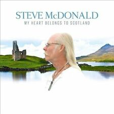My Heart Belongs to Scotland New CD