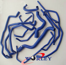 Renault 5/R5 GT turbo silicone water/coolant/radiator hose Phase 2 1988-1991,BLU