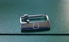NEW 16MM OMEGA STAINLESS STEEL BUCKLE.(WS-B14)