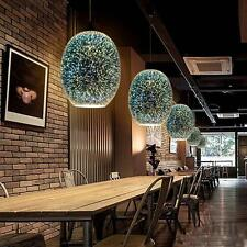 Modern Creativity 3D  Ceiling Lamp Light chandelier Glass Pendant Bar Lighting