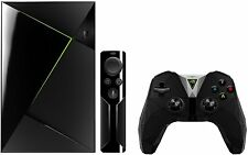NEW  NVIDIA SHIELD TV Pro Home Media Server  500GB Gaming Tablet + Controll