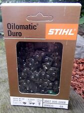 "Stihl Duro 3 18""Bar 68 .325"" .063"" Carbide Chainsaw Chain MS230 MS250 MS251"