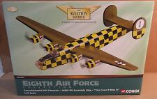 Corgi B24D Liberator You Cawn't Miss it Assembly Ship 448th BG Bungay Plane 1:72