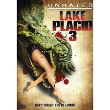 Lake Placid 3 Crocodile Horror(Colin Ferguson) Region 4 New DVD