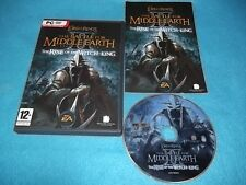 Lotr battle for middle earth ii 2 rise of the witch-king expansion pack complet