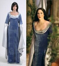 The Lord Of The Rings Arwen Traveling Dress Costume*Custom Made*