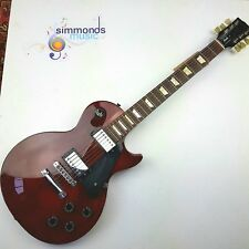 Gibson Les Paul Studio Electric Guitar - 2005 Model - Wine red + Gibson Hardcase