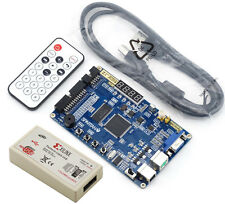 Xilinx FPGA USB Development board Spartan-6 XC6SLX9 + Download Cable Programmer