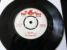 """THE DIXIE CUPS...IKO IKO...GEE BABY GEE...POP SOUL DANCE CLASSIC 7"""" 45 RPM MINTY"""
