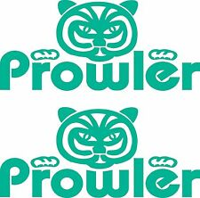 """Fleetwood Prowler 2- 25"""" x 11.3 decal sticker rv camper stickers decals USA made"""