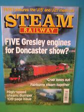 STEAM RAILWAY No 286 JULY-AUG 2003 # HIGH-SPEED STEAM 108 PAGE ISSUE   SEE PIC