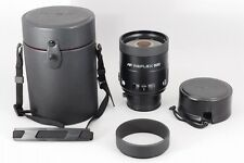 =MINT= Minolta AF Reflex 500mm f/8 Lens + ND 4X Filter + Case from Japan #m07