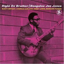 Right On Brother - Boogaloo Joe Jones (2008, CD NIEUW)