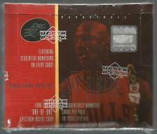 1998-99 UPPER DECK SPX FINITE BASKETBALL SERIES 1 SEALED UNOPENED WAX BOX