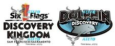 $70 OFF SIX FLAGS DISCOVERY KINGDOM Dolphin Discovery/ Swim TICKETS DISCOUNT