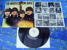 THE BEATLES ♫ FOR SALE SMO 83790  ♫ RARE GOLDEN ODEON RECORD #1
