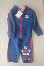 Disney Baby Boy's  3 Piece Tracksuit Set (12-18 Months)