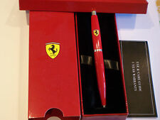 Sheaffer Ferrari Red Rosso Corsa Ballpoint Pen Boxed Official Licensed Product