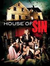 House of Sin - MAX PERVERSION DVD!