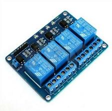 5V 4--Channel Relay Module for Arduino PIC ARM DSP AVR Electronic NEW