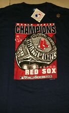 NEW Men's Boston Red Sox 2013 World Series Tee Shirt Size Extra Large