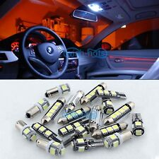 White Canbus Interior LED 7 Light Package For Porsche 911 996 Carrera Turbo Cabr